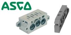 ASCO Anschlussplatten ISO 5599/1