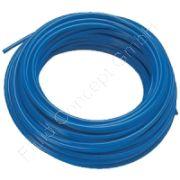 PTFE-Schlauch, blau, Ø 6x4mm, für hohe Temperaturen und aggressive Medien, 25bar