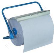 Putzpapierabroller als Wandhalter, 40cm Breite