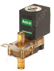 2/2-Wege Magnetventil mit Medientrennung, G 1/4 Zoll, stromlos geschlossen, direkt betätigt, PEI/Kunststoff, 24V/AC, 4.5 bar, Dichtung EPDM, DN 5.5, Medientrennung mit Trennhebel
